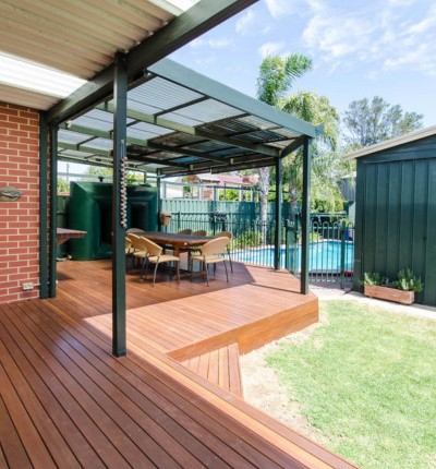 Creating distinguishing spaces around your home is a great way to enhance  your property's external appearance and create a space for you to enjoy. Decks  and ... - Decks & Pergolas - One Eco
